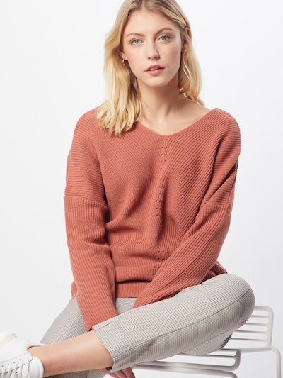 ABOUT YOU Pullover 'Indira' in rosé, Modelansicht