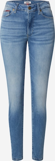 Tommy Jeans Jeans 'SYLVIA' in blue denim, Produktansicht