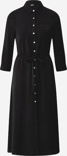 ONLY Robe-chemise 'Isabella' en noir, Vue avec produit