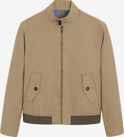 MANGO MAN Prechodná bunda 'Carles' - svetlohnedá, Produkt