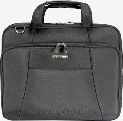 D&N Laptoptasche in schwarz, Produktansicht