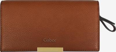 GABOR Geldbörse 'Lora' in cognac, Produktansicht