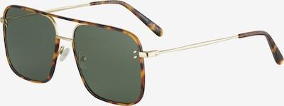 Stella McCartney Sonnenbrille 'SC0124S-001' in braun / gold, Produktansicht