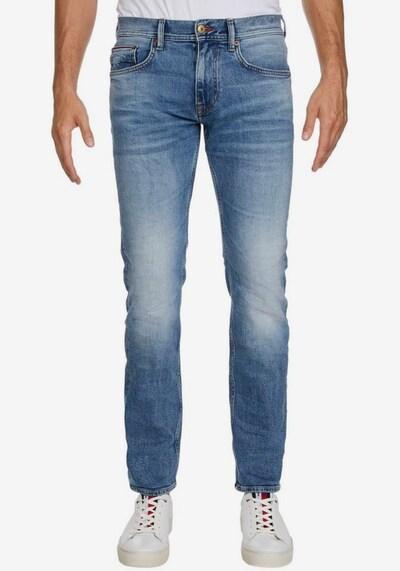 TOMMY HILFIGER Jeansy 'Bleecker' w kolorze niebieski denimm, Podgląd na modelu(-ce)