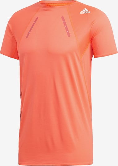 ADIDAS PERFORMANCE Funktionsshirt in orange / lachs, Produktansicht
