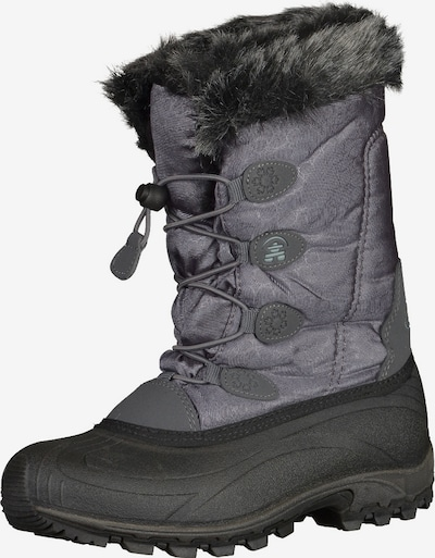 Kamik Stiefel in grau / schwarz, Produktansicht