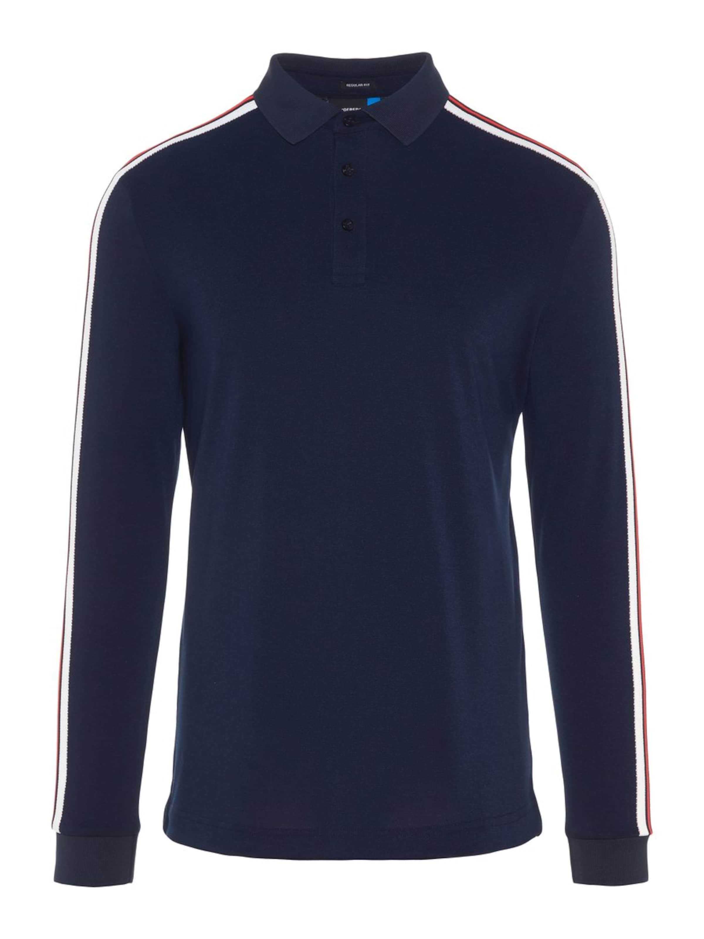 Pique' In J NavyFeuerrot 'cool Weiß lindeberg Shirt eW9IEH2DYb