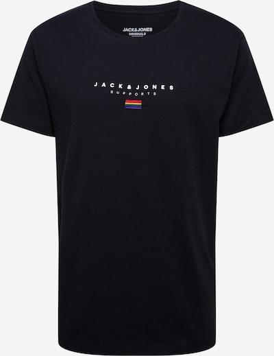 JACK & JONES Koszulka w kolorze czarnym: Widok z przodu