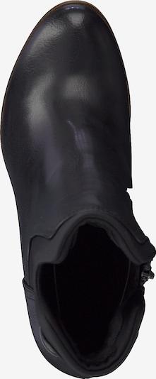 MARCO TOZZI Stiefelette in schwarz: Draufsicht