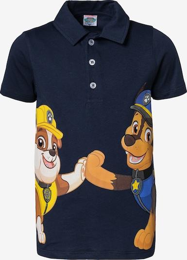PAW Patrol Poloshirt in dunkelblau / mischfarben, Produktansicht