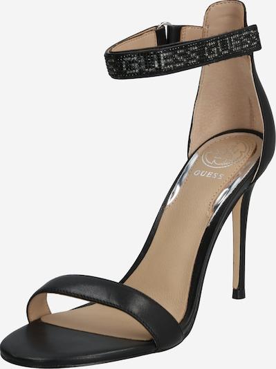 GUESS High Heels 'KAHLUN' in beige / schwarz, Produktansicht