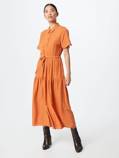 Palaidinės tipo suknelė iš OBJECT , spalva - oranžinė, Modelio vaizdas