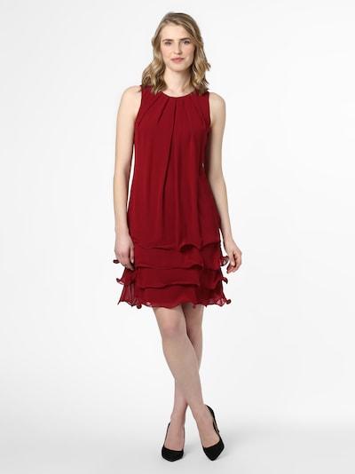 Marie Lund Kleid in rot: Frontalansicht