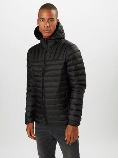 Superdry Winterjas in de kleur Zwart: Vooraanzicht