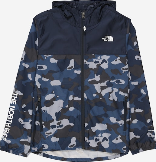 THE NORTH FACE Jacke 'Y REACTOR' in dunkelblau, Produktansicht