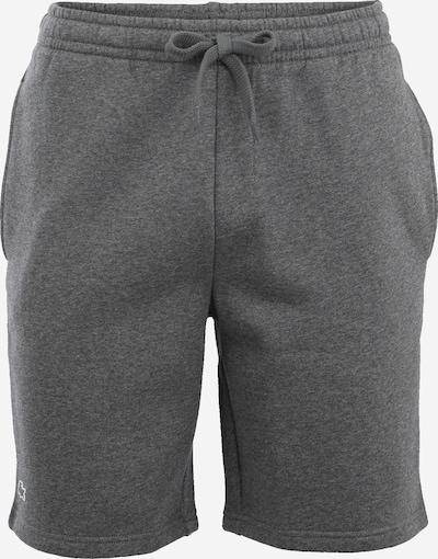 Lacoste Sport Pantalon de sport en gris foncé, Vue avec produit