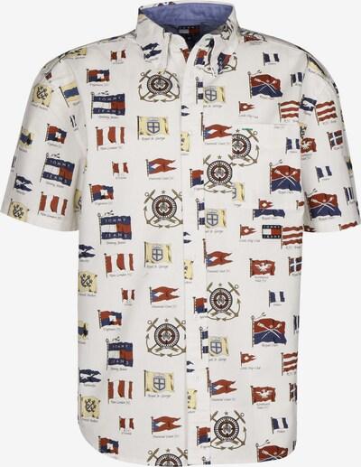 Tommy Jeans Kurzarmhemd ' Summer AOP ' in mischfarben, Produktansicht