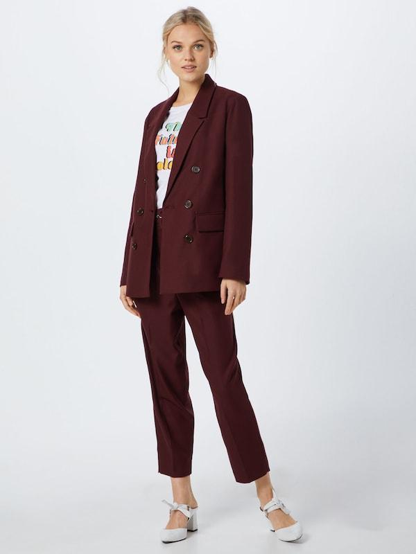 '41035' En Blanc Laurel T shirt cLA3q5RjS4