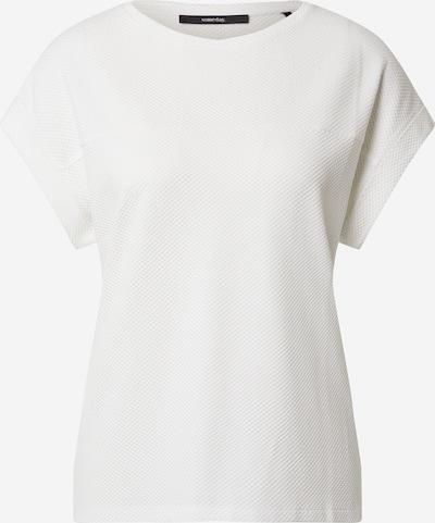 Someday T-shirt en crème, Vue avec produit