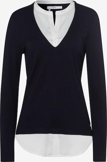 BRAX Pulover 'Style Lara' u crna / bijela, Pregled proizvoda