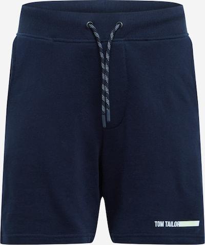 TOM TAILOR DENIM Pantalon en bleu foncé: Vue de face