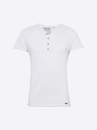 Key Largo Shirt 'MT LEMONADE' in weiß: Frontalansicht