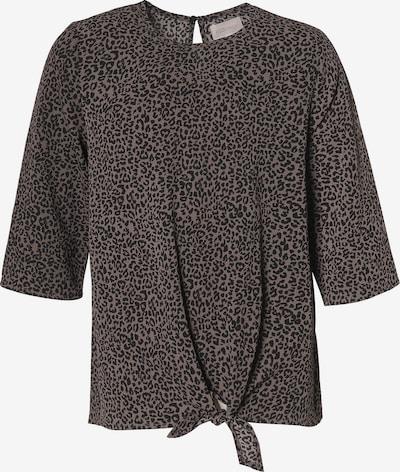 KIDS ONLY Bluse in braun / schwarz, Produktansicht
