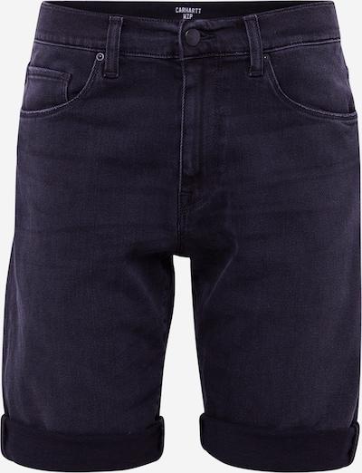 Carhartt WIP Jeansshorts 'Swell' in black denim, Produktansicht