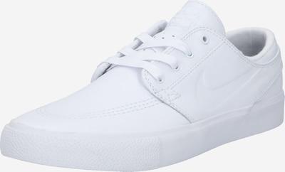 Nike SB Sneaker 'Stefan Janoski' in weiß, Produktansicht