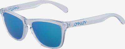 OAKLEY Saulesbrilles 'Frogskins' zils / caurspīdīgs, Preces skats