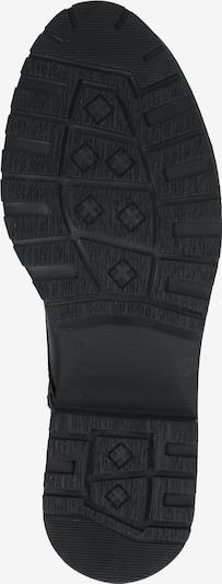 Apple of Eden Bottines à lacets 'AW19-BEATRICE' en noir: Vue de dessous