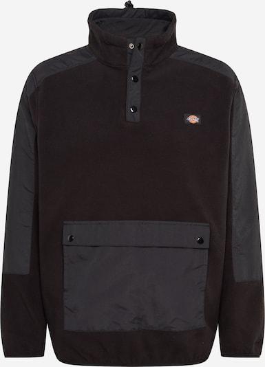 DICKIES Sweatshirt 'DENNISTON' in schwarz, Produktansicht