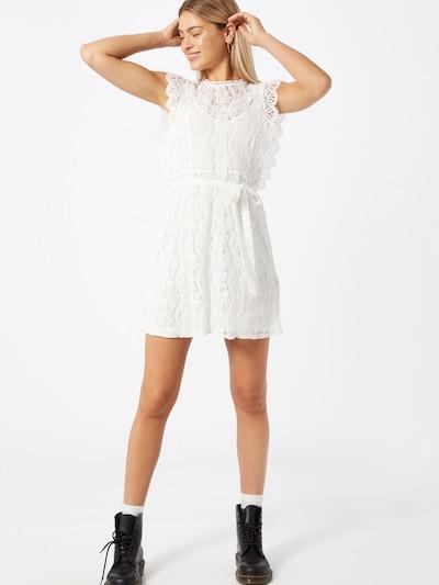 VILA Kleid 'TAFFA' in offwhite, Modelansicht