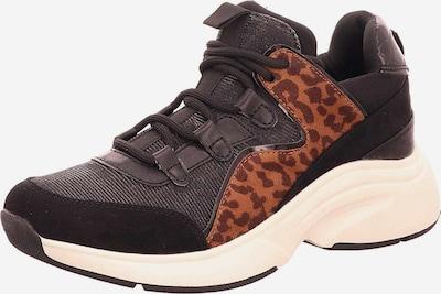 LA STRADA Sneaker in hellbraun / dunkelbraun, Produktansicht