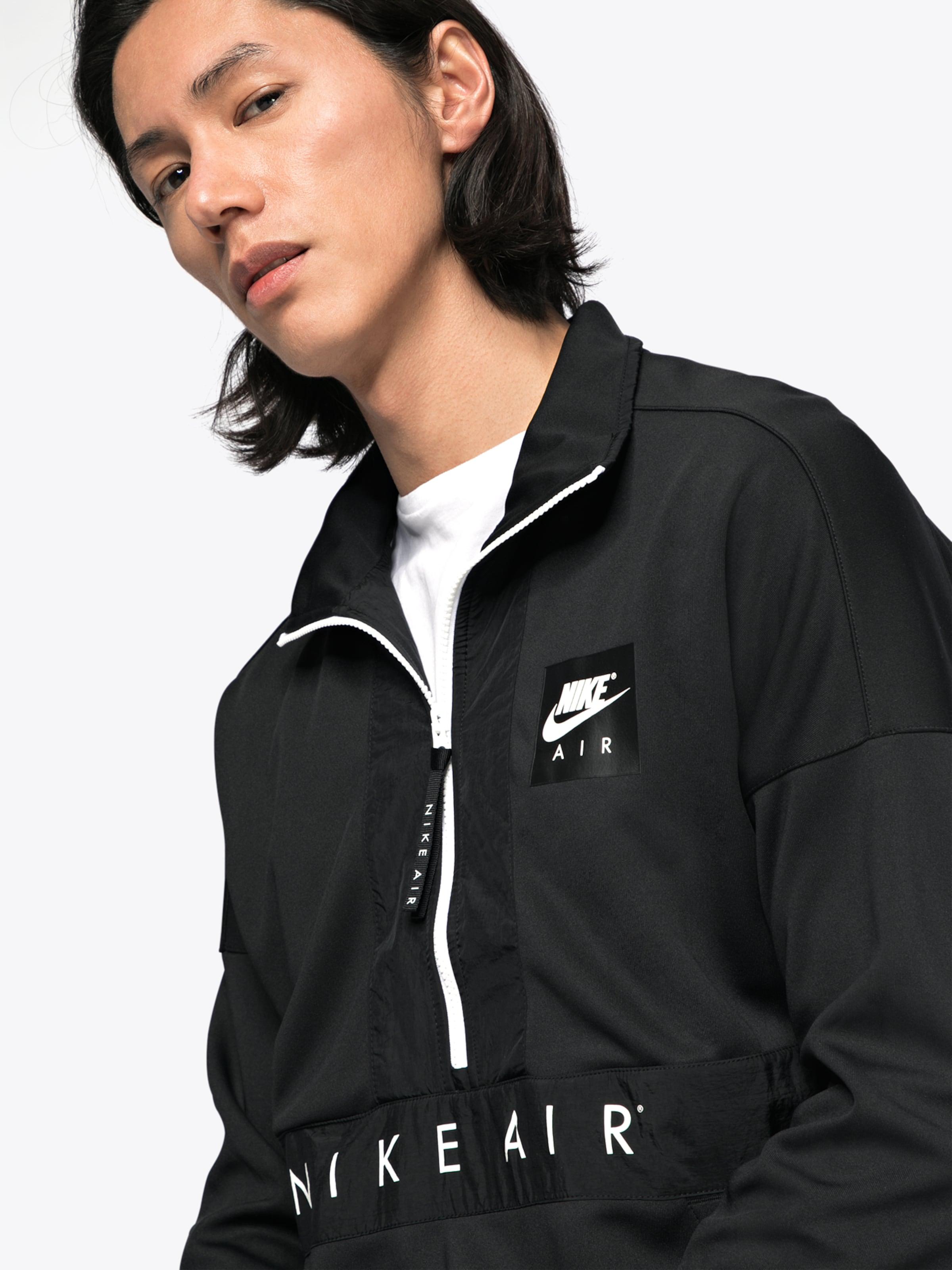 Nike Sportswear Übergangsjacke 'M NSW TOP AIR LS HZ PK' Verkauf Ebay iySBLw