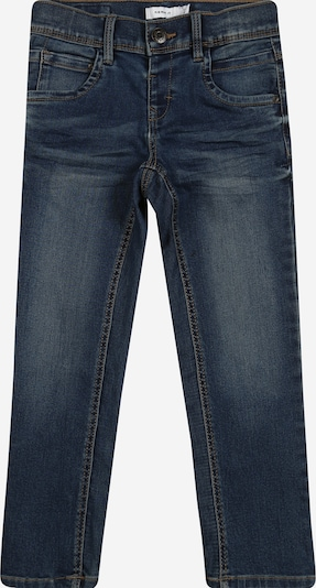 NAME IT Jeans 'FRANDI' in blue denim, Produktansicht