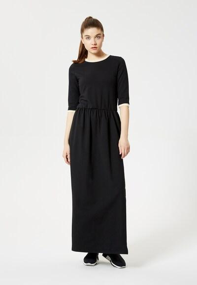 TALENCE Kleid in schwarz, Modelansicht