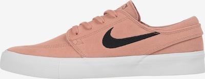 Nike SB Sneakers laag 'Zoom Janoski' in de kleur Oudroze / Zwart, Productweergave