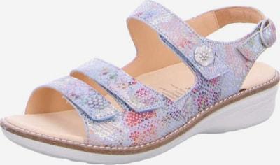Ganter Sandals in Purple, Item view