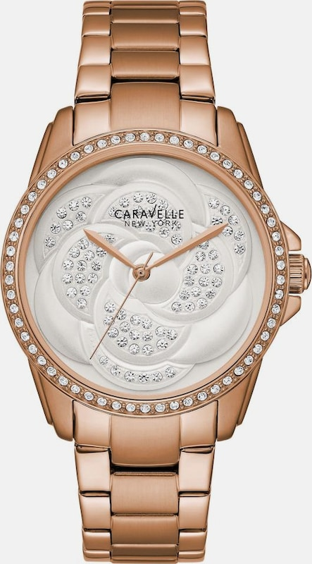 Caravelle New York Quarzuhr 'Boyfriend, 44L233'