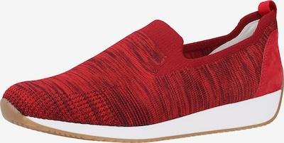 ARA Instappers in de kleur Rood, Productweergave