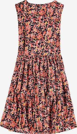 GARCIA Kleid in gelb / orange / schwarz / weiß, Produktansicht