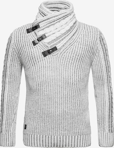 Redbridge Pullover in grau, Produktansicht