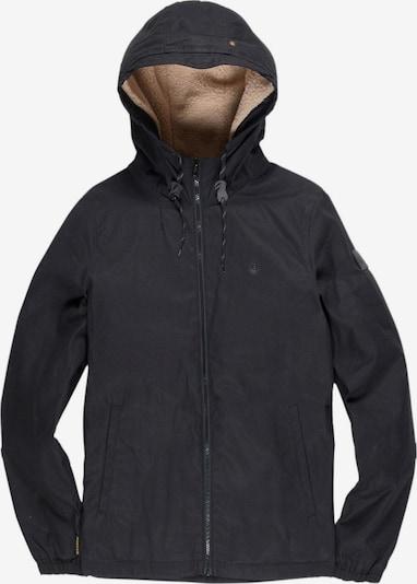 ELEMENT Winterjas in de kleur Zwart, Productweergave