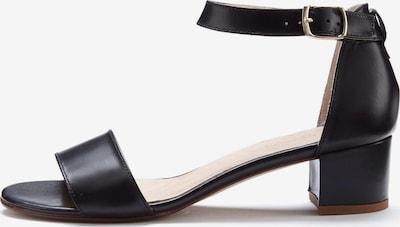 LASCANA Strap Sandals in Black, Item view
