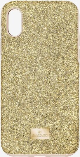 Swarovski Hülle in gold, Produktansicht