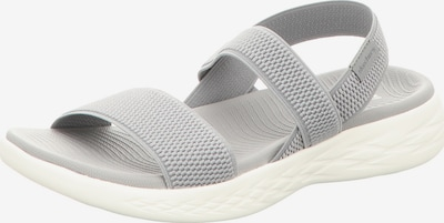 SKECHERS Sandalen 'On The Go 600-Flowless' in grau, Produktansicht