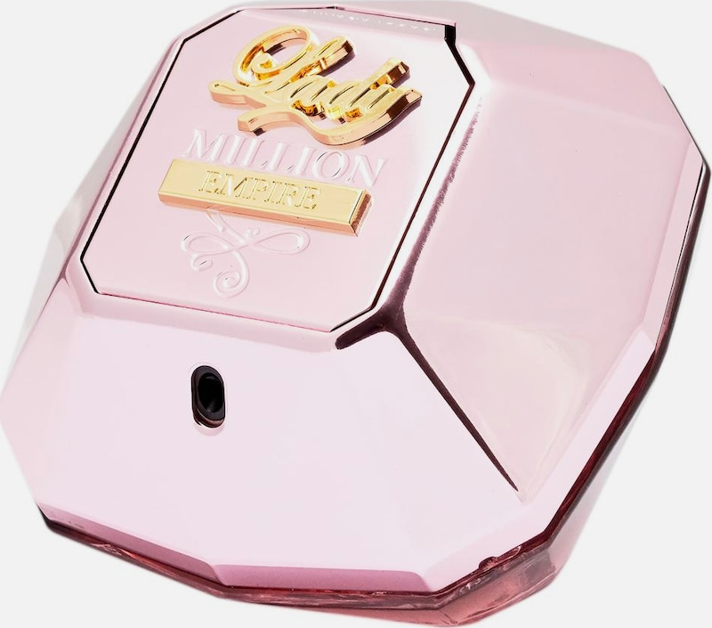 "paco rabanne Parfum ""Lady Million Empire"" in gold / pink, Produktansicht"
