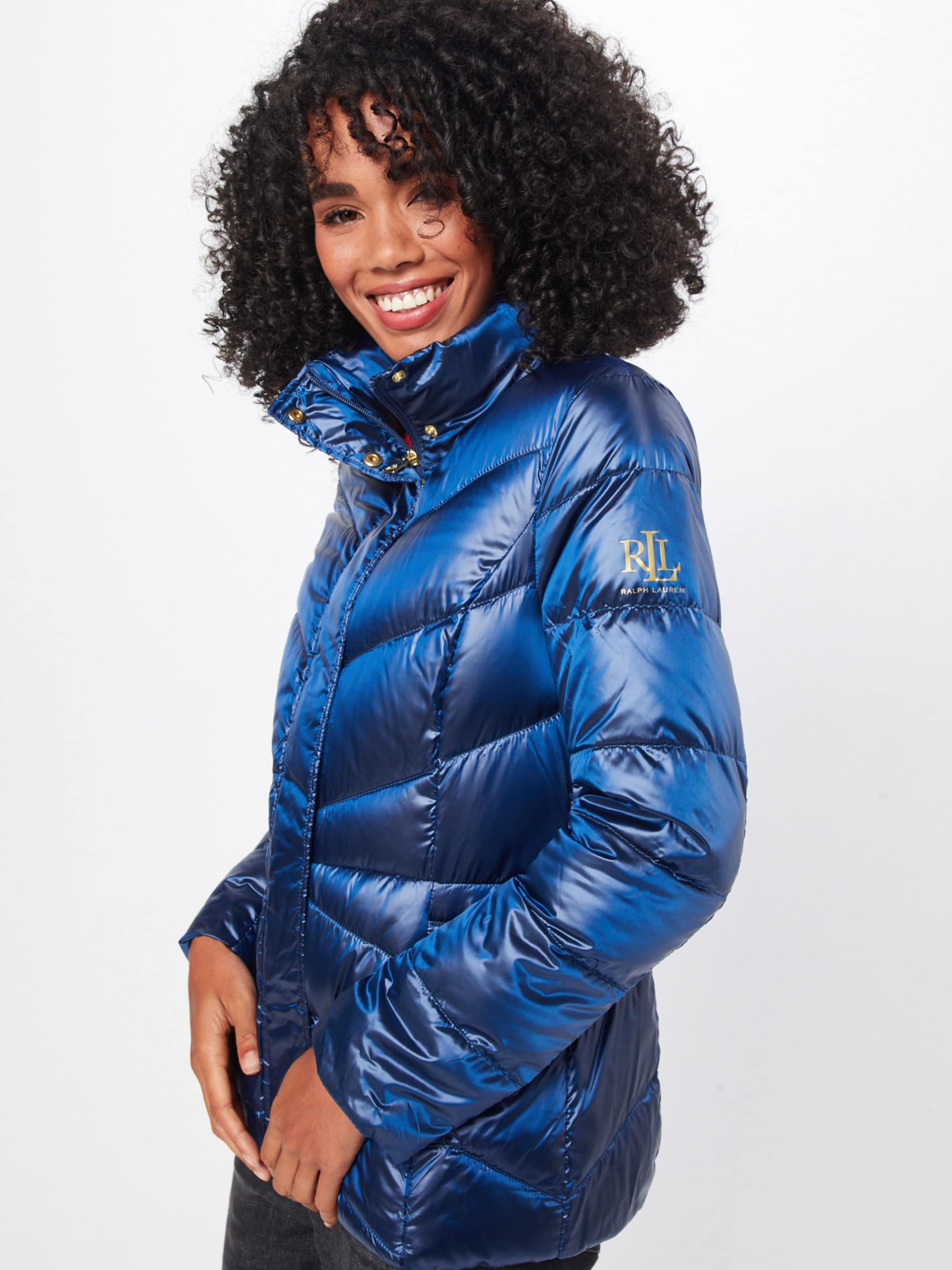 Lauren saison 'mtl Mi Packable Bleu En Ralph jacket' Veste ARL5j34