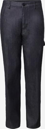 DRYKORN Kalhoty 'Biggie' - noční modrá: Pohled zepředu